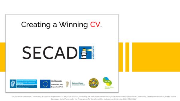 Creating a Winning CV